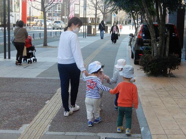 「お散歩日和」(分園)